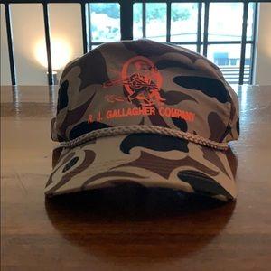Men's Camo Rope Hat